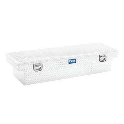 72 in. Aluminum Single Lid Secure Lock Low Profile Crossover Toolbox
