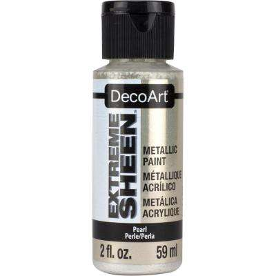 2 oz. Pearl Metallic Paint