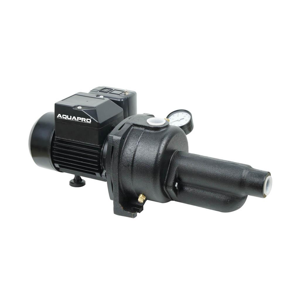 AquaPro AquaPro 1/2 HP Convertible Jet Pump