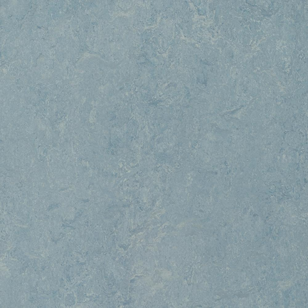 Marmoleum Blue Heaven 9.8 mm Thick x 11.81 in. Wide x 35.43 in. Length Laminate Flooring (20.34 sq. ft. / case)