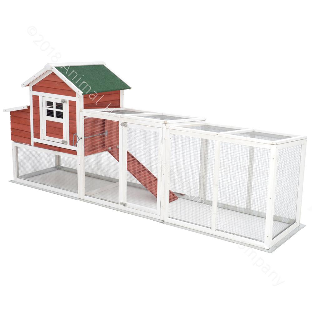 3 ft. Wire Run Chicken Coop Extension Kit for The Chick-Inn