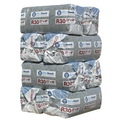 R-30 Denim Insulation Batts 23 in. x 48 in. (8-Bags)
