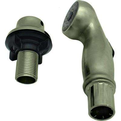Premium Faucet Spray Head in Brushed Nickel