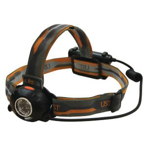 UST LED 3AA Battery Powered Headlamp by UST