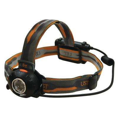 LED 3AA Battery Powered Headlamp
