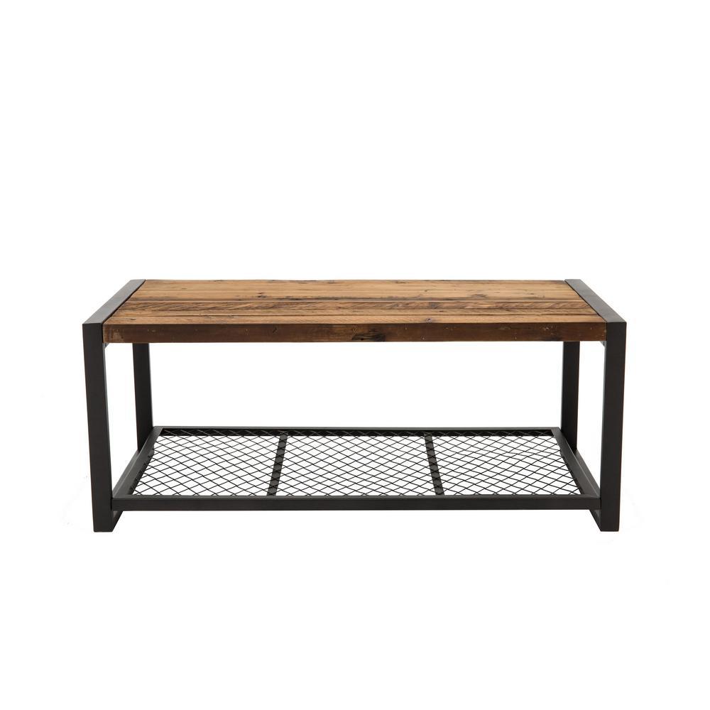 Soho Natural Wood Coffee Table