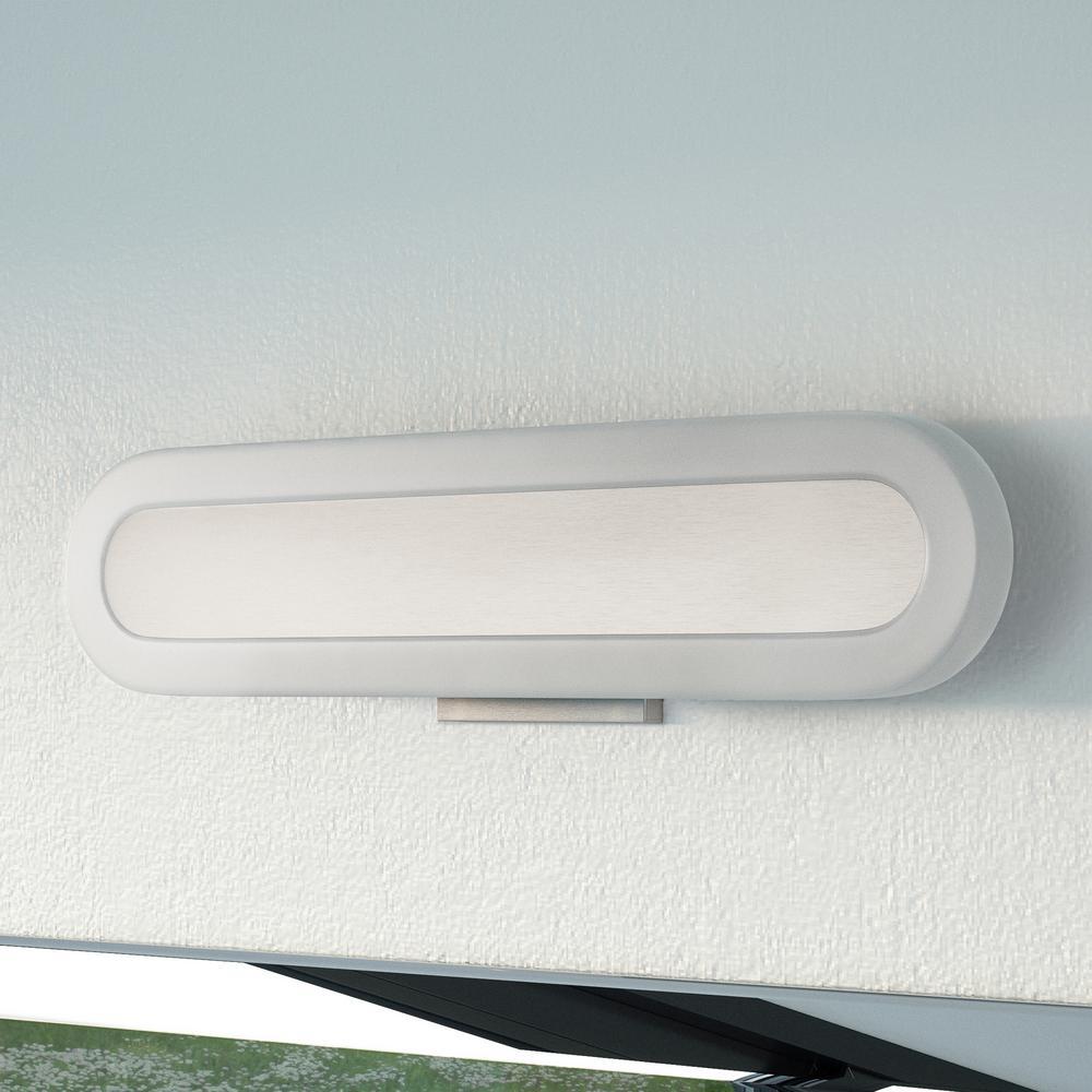 VONN Lighting Procyon VMW12020AL 21 in. Silver LED Vanity and Bathroom Lighting Fixture