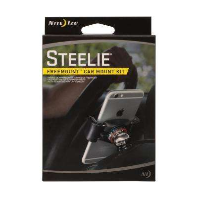 Steelie FreeMount Car Mount Kit