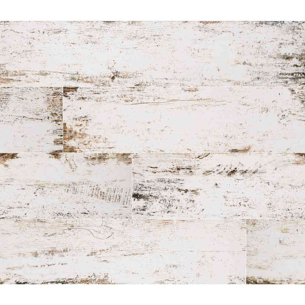 MSI Vintage Lace 8 in. x 36 in. Matte Porcelain Floor and Wall - Sale: $3.51 USD (20% off)