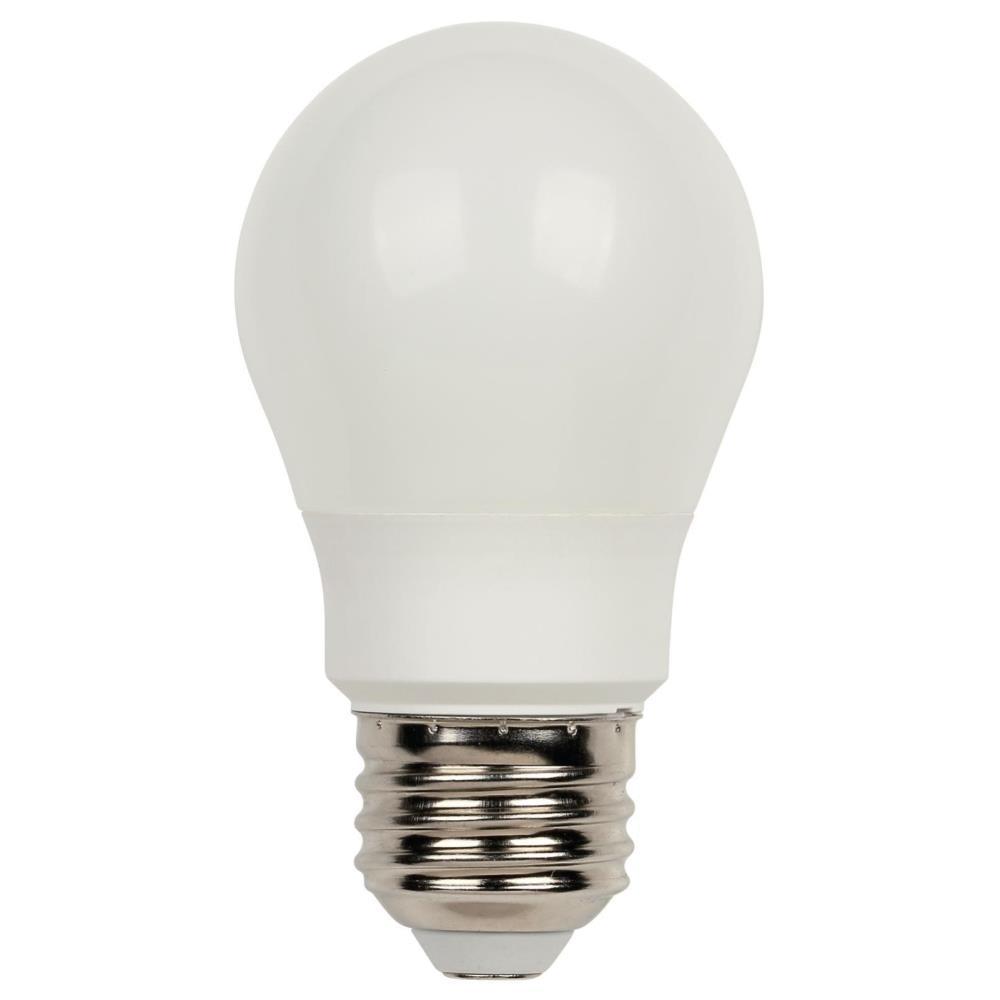 60W Equivalent Soft White A15 LED Light Bulb