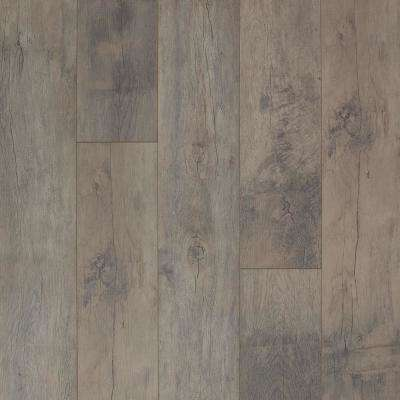 XP Summit Grey Oak 8 mm Thick x 7.48 in. Wide x 47.24 in. Length Laminate Flooring (1177.8 sq. ft./pallet)