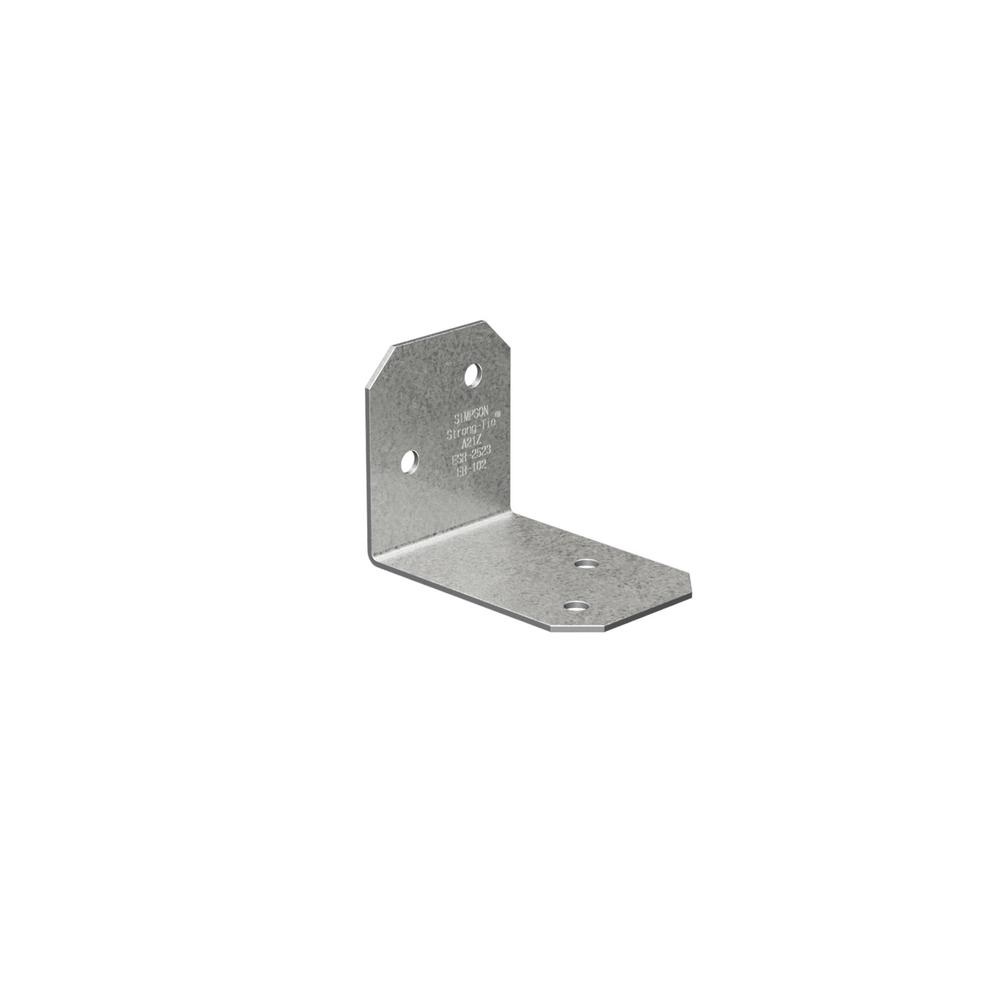 Galvanised Corner Brace Angle 90 Degree Bracket Timber Joist Plate HEAVY DUTY