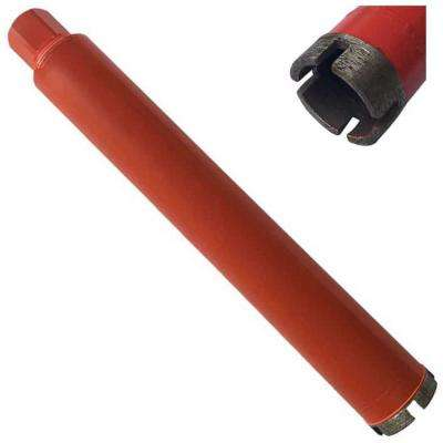 1 in. x 14 in. Wet Diamond Core Bit for Concrete and Masonry