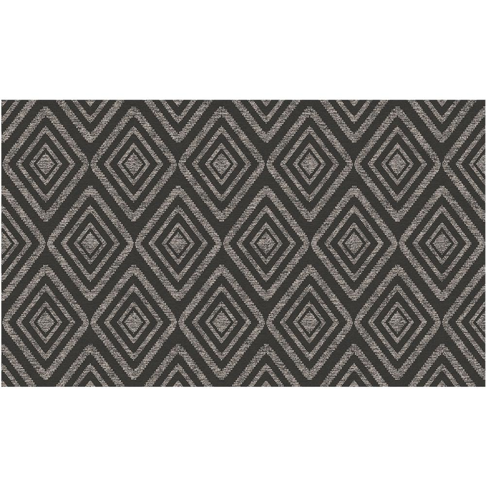 Washable Rugs Home Depot: Ruggable Washable Prism Black 3 Ft. X 5 Ft. Accent Rug