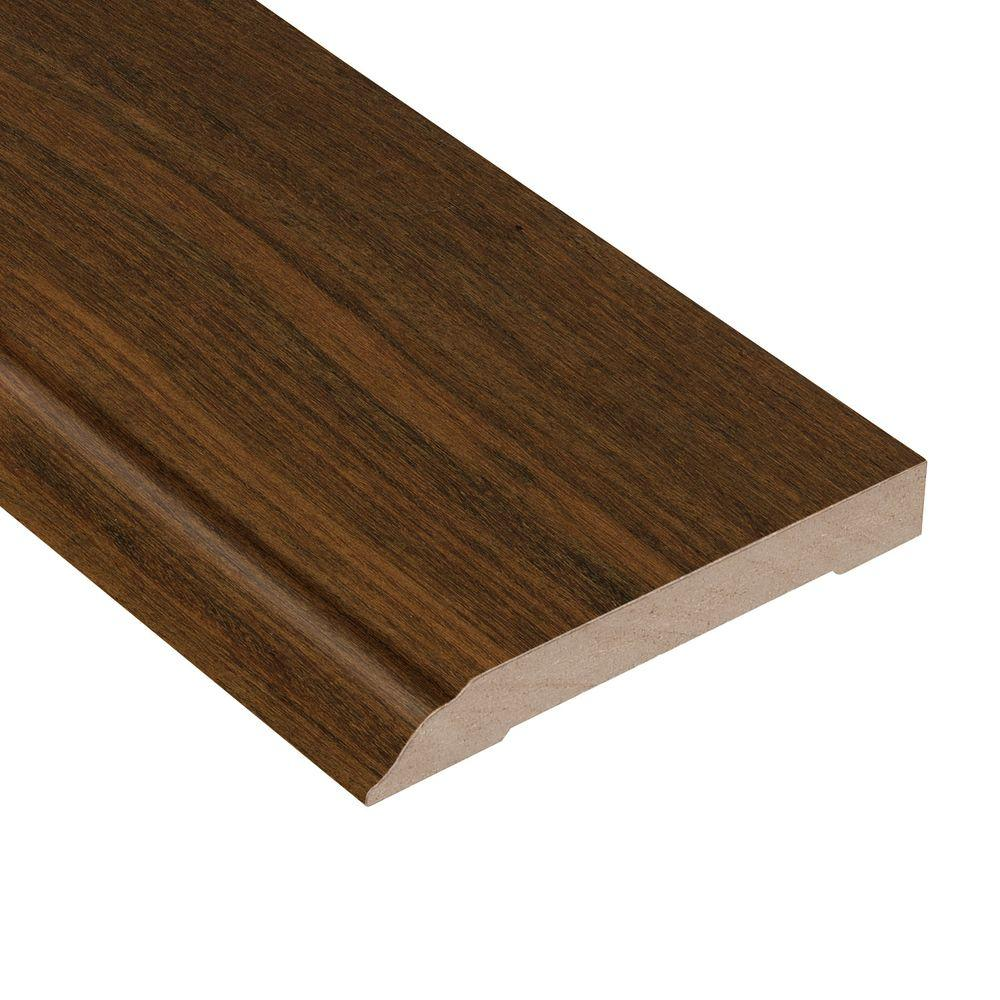 Brazilian Walnut Gala 1/2 in. Thick x 3-1/2 in. Wide x