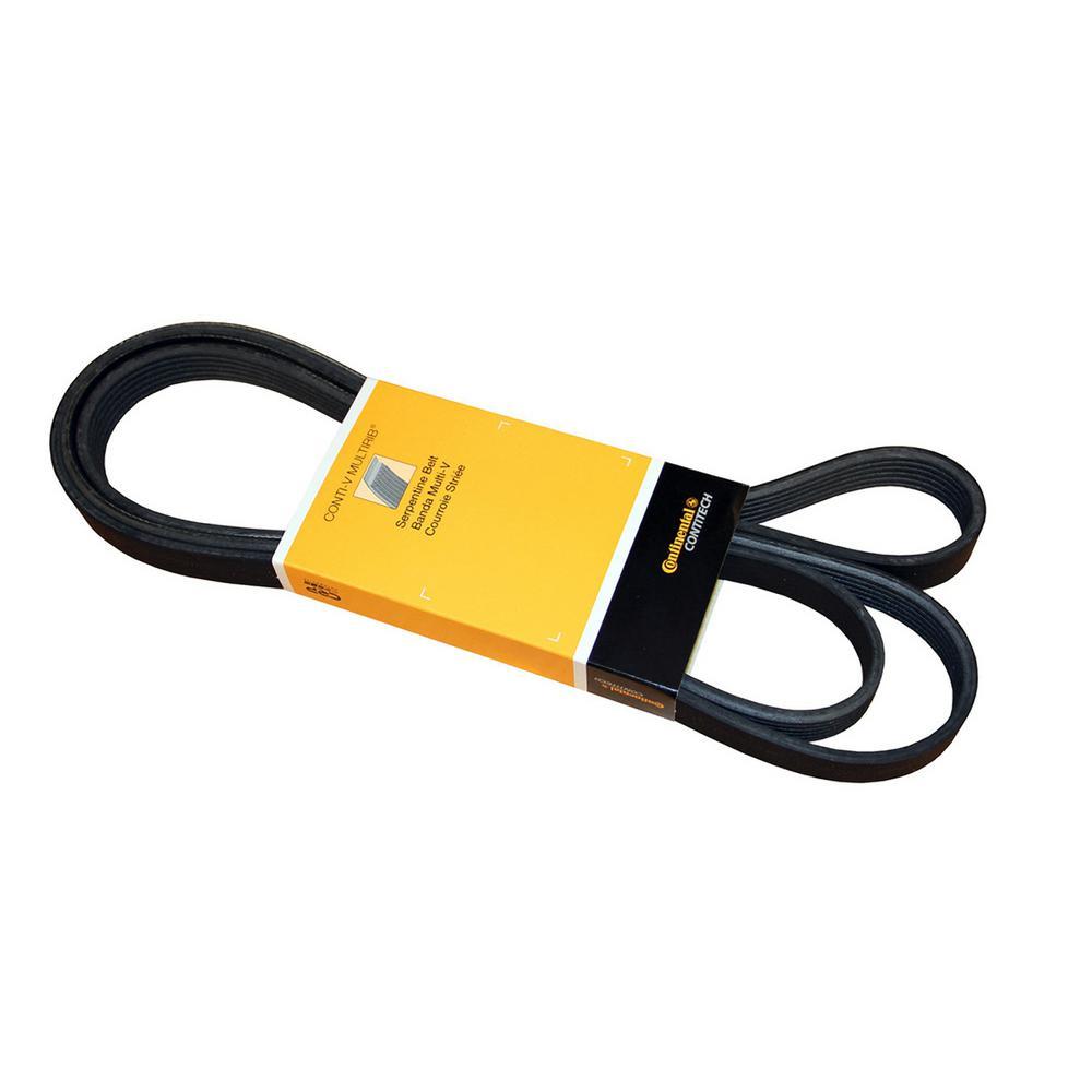 Contitech Products Serpentine Belt Pk060905 The Home Depot