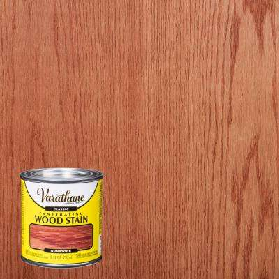 8 oz. Gunstock Classic Wood Interior Stain