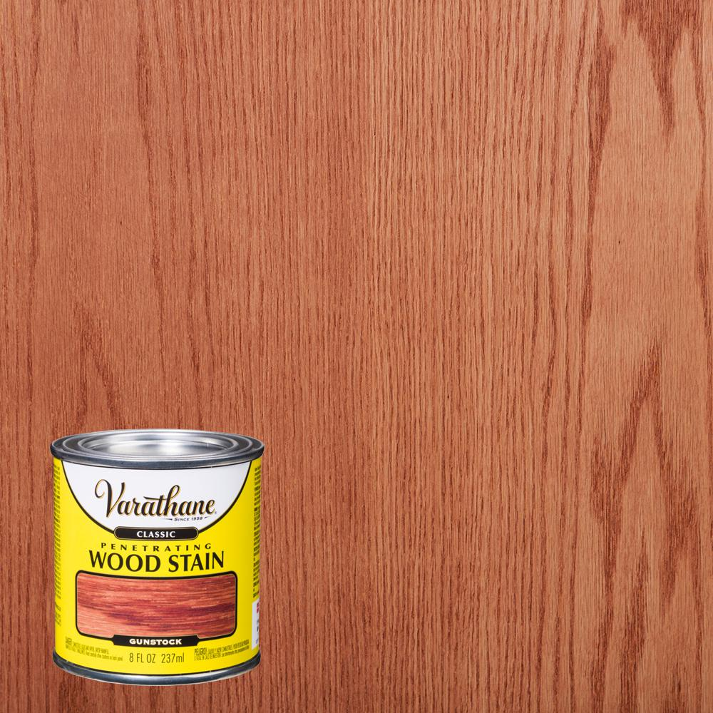Varathane 8 oz. Gunstock Classic Wood Interior Stain