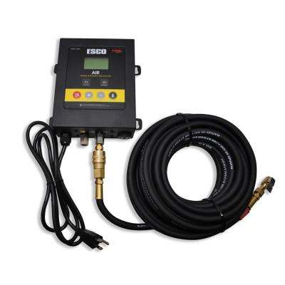 Automatic Tire Inflator Wall Mounted with Digital/LCD Gauge