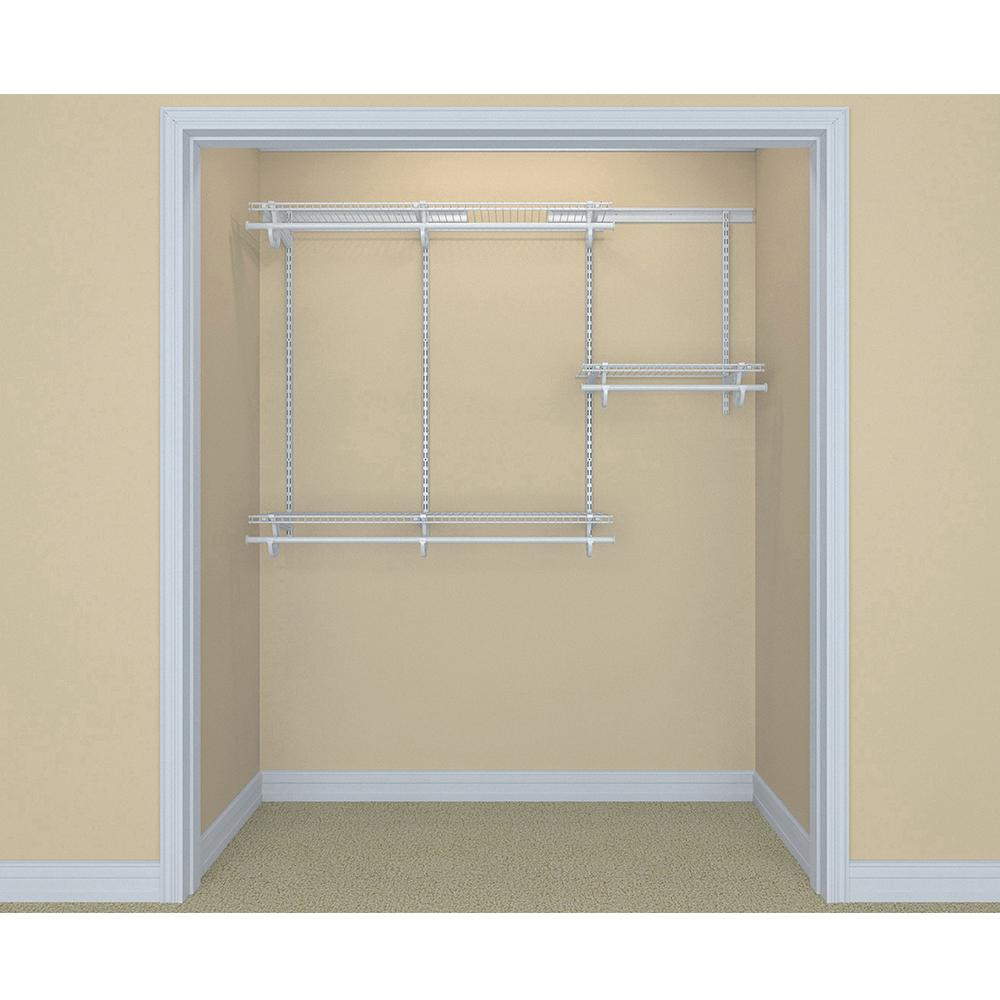 Great ClosetMaid ShelfTrack 13 In. D X 72 In. W X 48 In. H