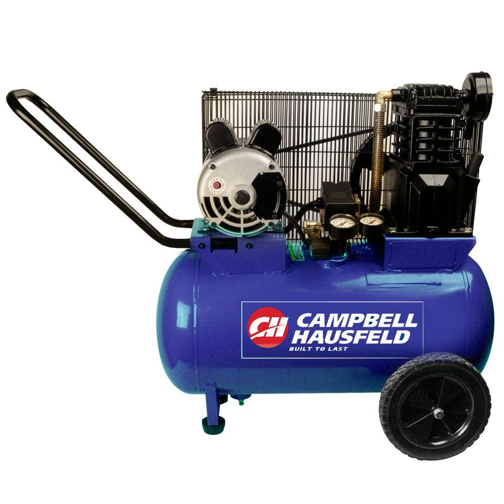 Campbell Hausfeld 13-Gal. Oil Lubed Horizontal Compressor-DISCONTINUED