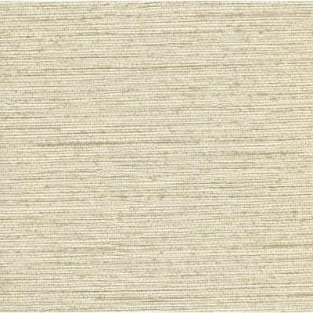8 in. x 10 in. Bali Off-White Seagrass Wallpaper Sample