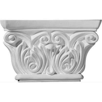 8-5/8 in. x 2-1/8 in. x 5-1/2 in. Primed Polyurethane Chesterfield Capital