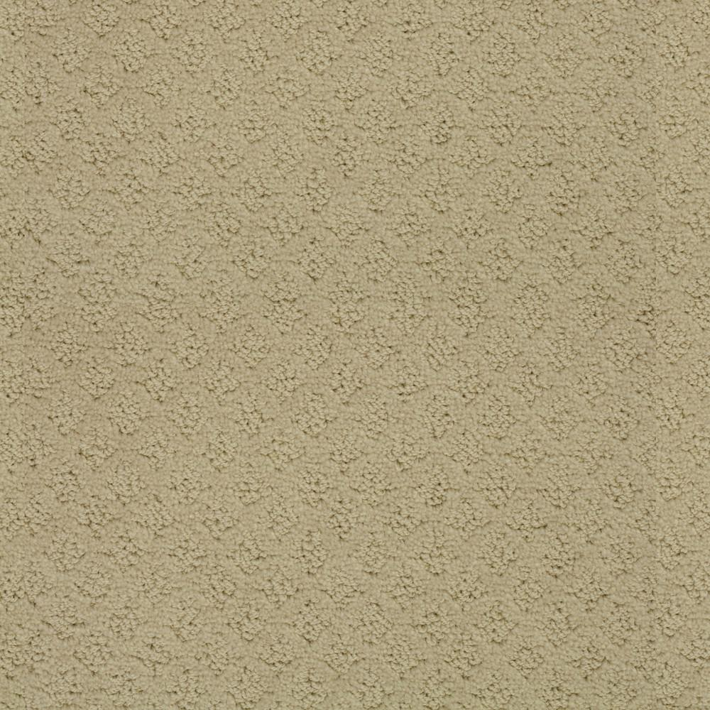 Carpet Sample - Full Steam - Color Transit Pattern 8 in.