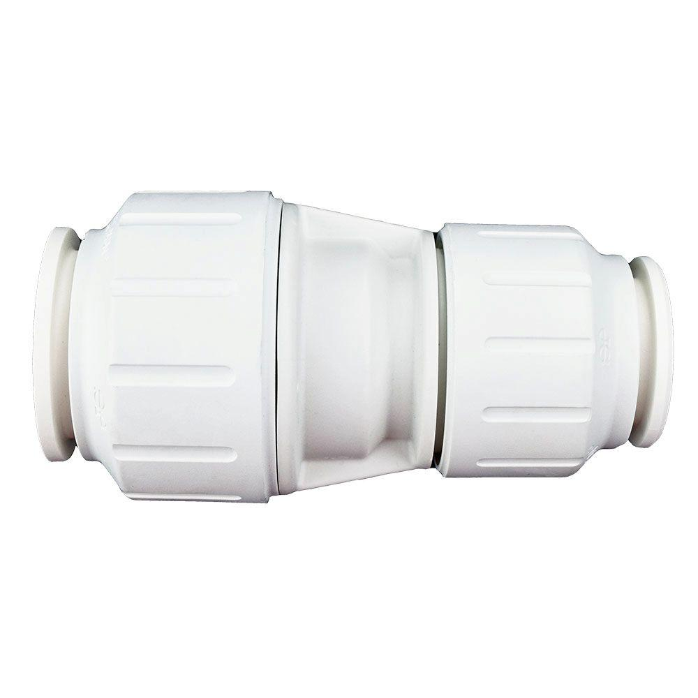 1 in. x 3/4 in. Plastic Push-to-Connect Reducing Coupling Contractor Pack