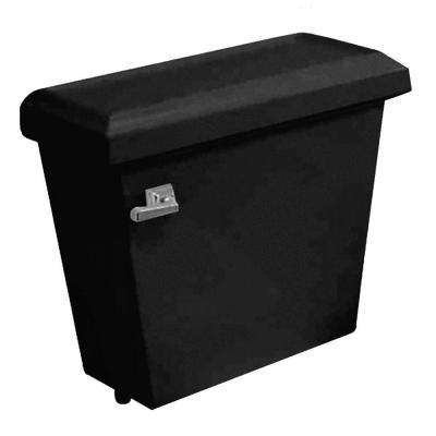 Town Square 1.6 GPF Toilet Tank Only in Black