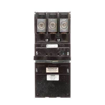 125 Amp Triple- Pole Circuit Breaker Type QPJ