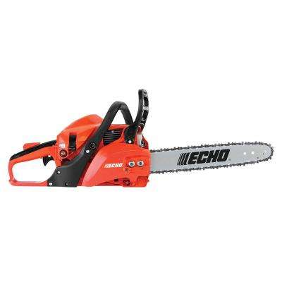14 In 30 5 Cc Gas 2 Stroke Cycle Chainsaw