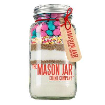 Easter Mix Cookie Mix in a Mason Jar