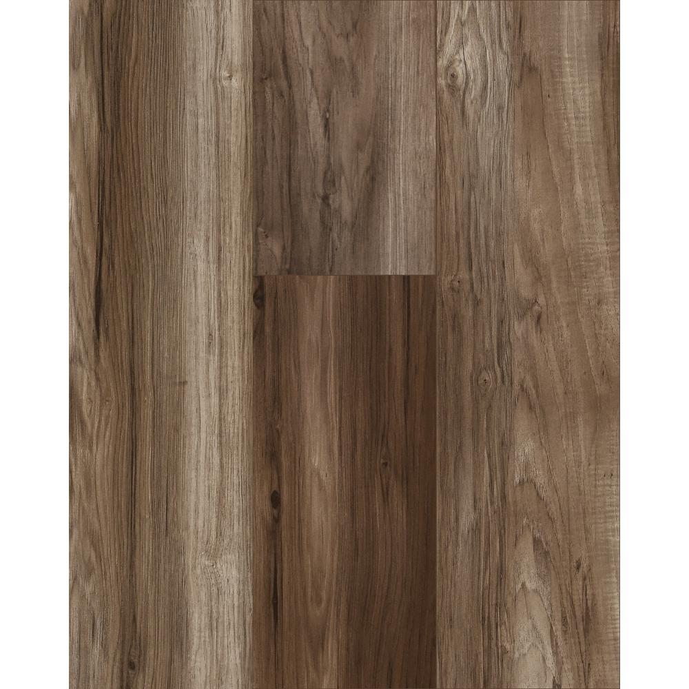 Take Home Sample Lakes Pecan, Glue For Laminate Flooring Home Depot