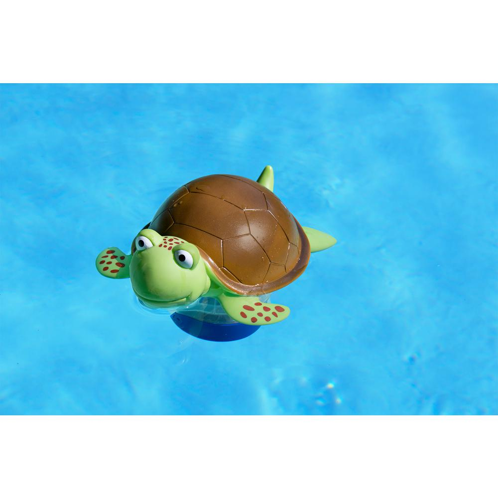 Poolmaster Turtle Swimming Pool and Spa Chlorine Dispenser