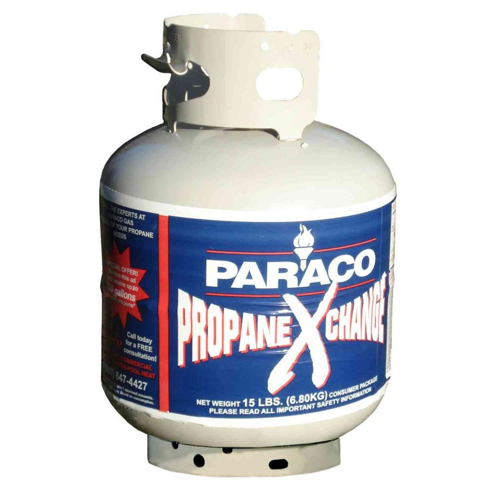 paraco full propane tank exchange tank exchange the home depot. Black Bedroom Furniture Sets. Home Design Ideas