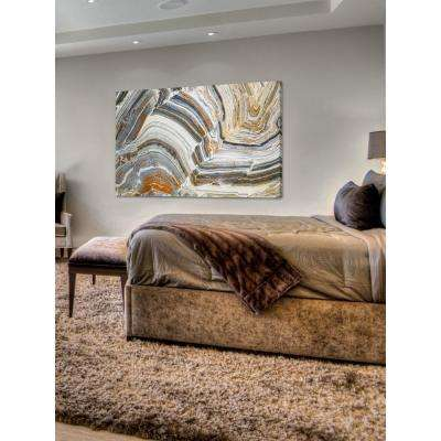 """40 in. H x 60 in. W """"Visual Conception of Creation"""" by Marmont Hill Printed Canvas Wall Art"""