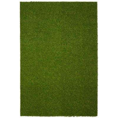 Artificial Grass Turf 5 ft. x 7 ft. Indoor /Outdoor Area Rug