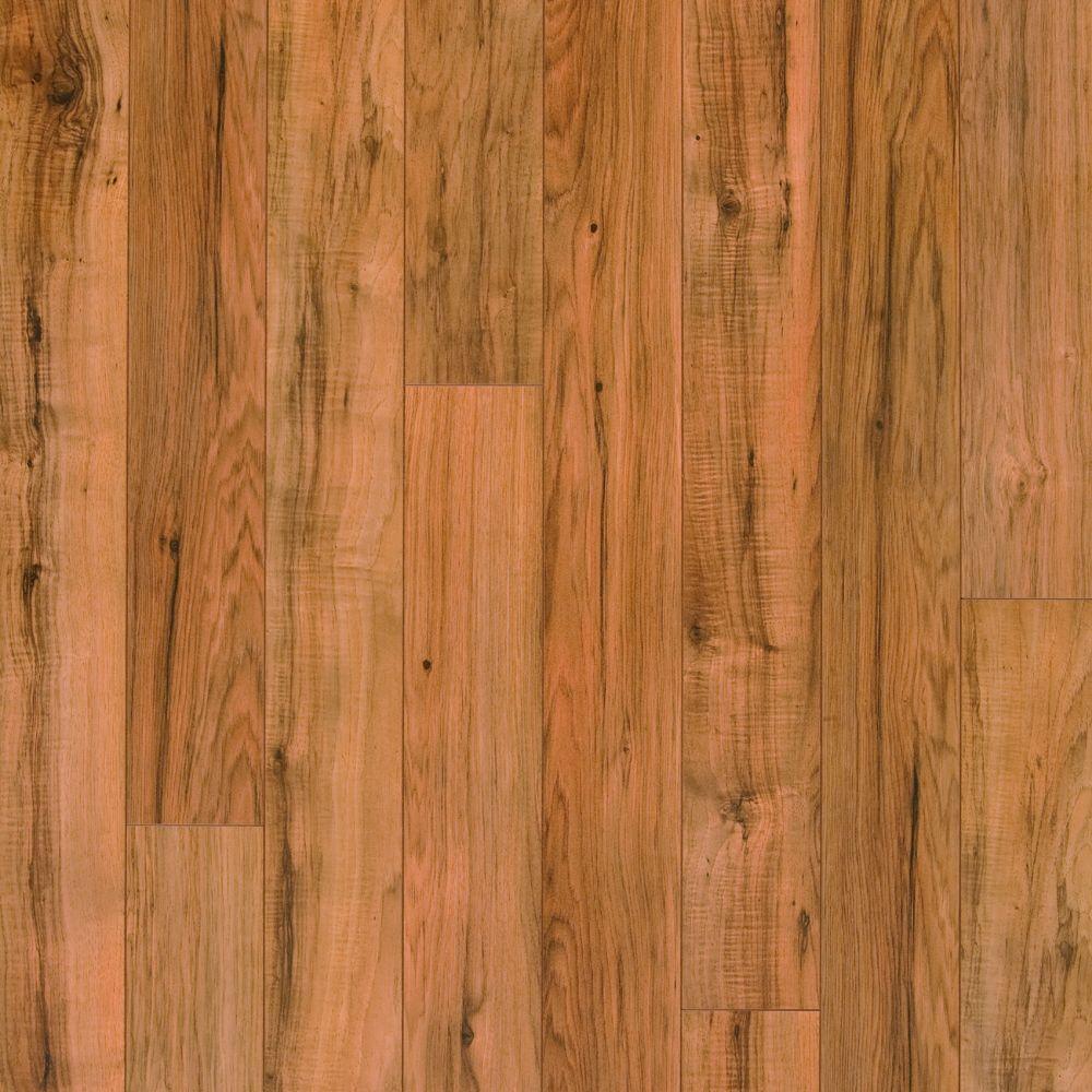 Pergo xp bristol chestnut laminate flooring 5 in x 7 in for Laminate flooring examples