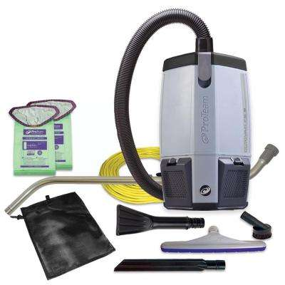 ProVac FS 6 6 qt. Backpack Vac with Small Business Tool Kit