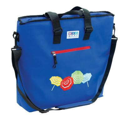 Deluxe Insulated Cooler Beach Bag