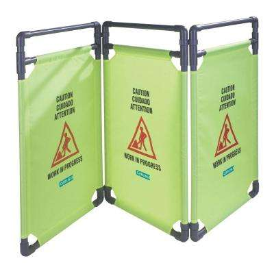 1-Panel Caution Barrier Add-On