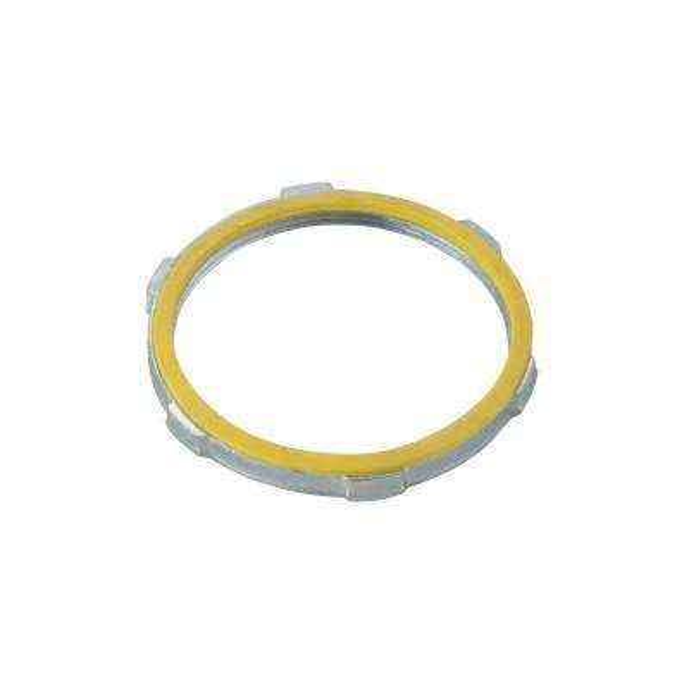 Rigid/IMC 4 in. Sealing Locknut (10-Pack)
