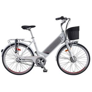 Benelli Classica 26 inch Adult Unisex Vintage Style Electric Bicycle with Pedal Assist by Benelli