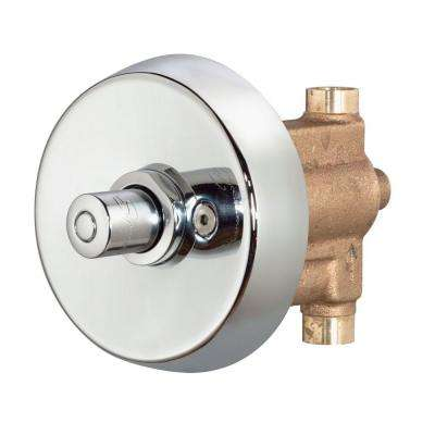Shower-Off Valve