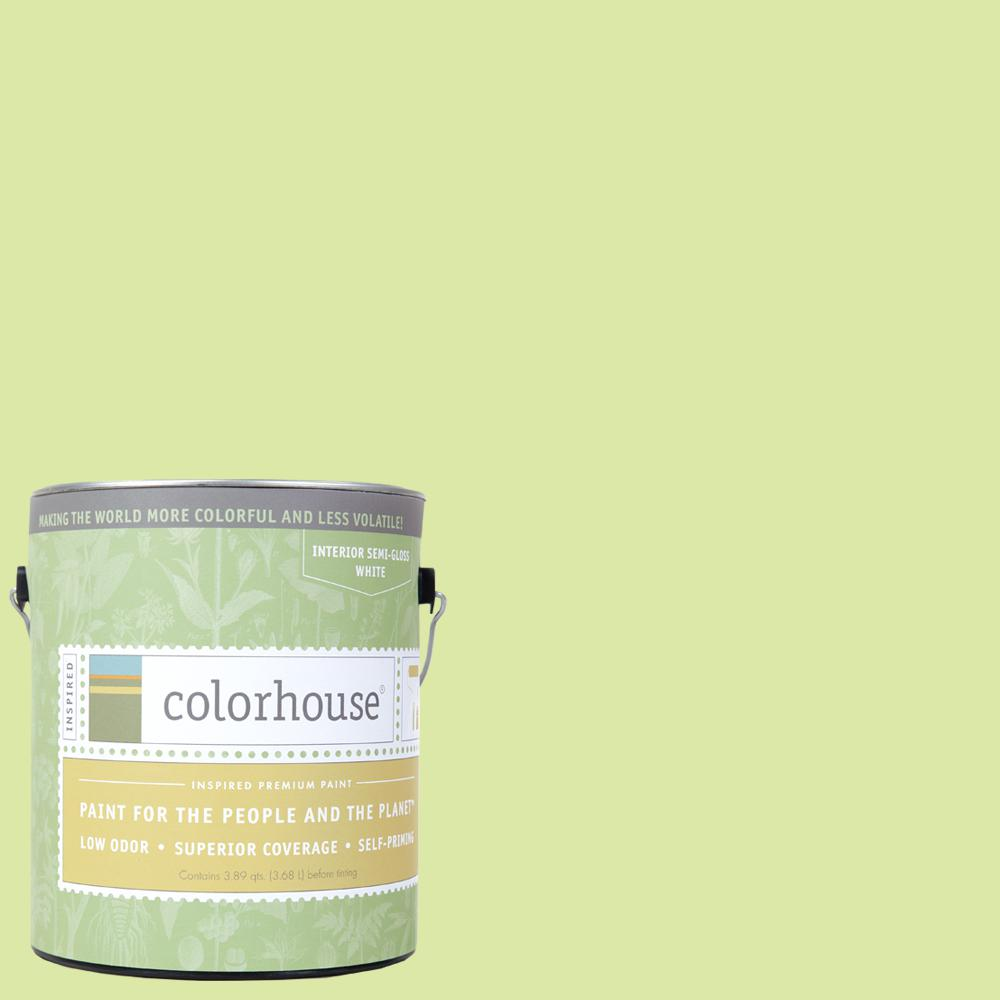 Colorhouse 1 gal. Sprout .05 Semi-Gloss Interior Paint