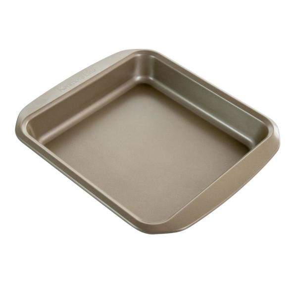 8 in. Nonstick Carbon Steel Square Cake Pan