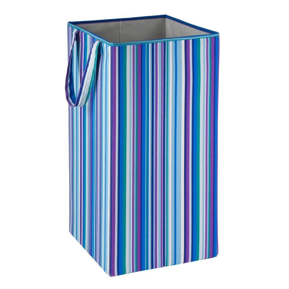 Rectangular Collapsible Hamper with Handles