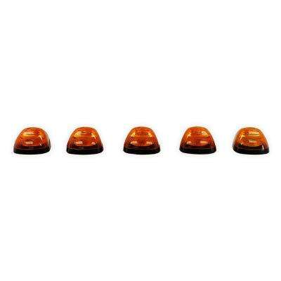 45 Amber LED Strobe/Marker Light with Amber Lens