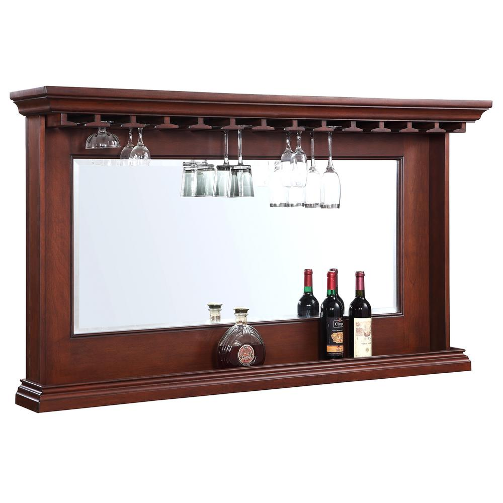 Pleasant Seville Back Bar Mirror Interior Design Ideas Ghosoteloinfo